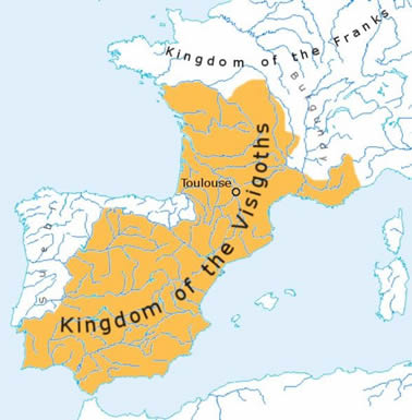 visigoth kingdom